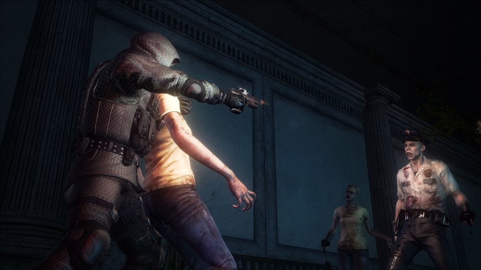 Resident Evil - Operation Raccoon City: Das US Spec Ops Team im actionreichen CGI Trailer