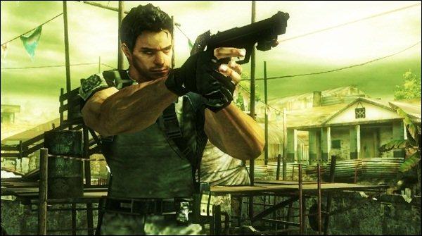 Resident Evil: The Mercenaries 3D - Spielstände löschen: Nein danke.
