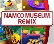 Retro im neuen Gewand: Namco Museum Remix (Wii)
