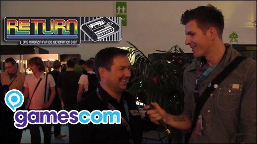 Return Interview - Frank Erstling über Retro-Spiele &amp&#x3B; nostalgische Verklärtheit