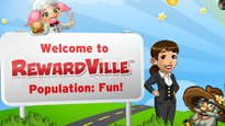 RewardVIlle - Zynga bringt Facebook-Spieler noch ein wenig näher zusammen