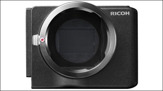 Ricoh goes Leica - Neues GXR-Modul für Leica-Objektive