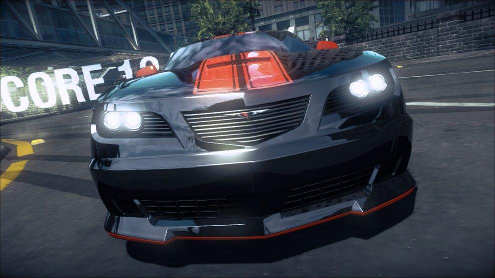 Ridge Racer: Unbounded - Wir haben von Blur und Split/Second gelernt