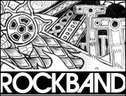 Rock Band mit EA-Lizenz-Bonus