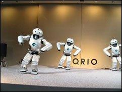 ROFL TV: Sony Robot Dance