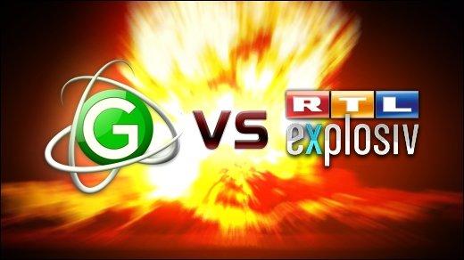 RTL Explosiv - RTL-Redakteur meldet sich zu Wort