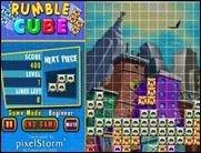 Rumble Cube: bebendes Tetris!