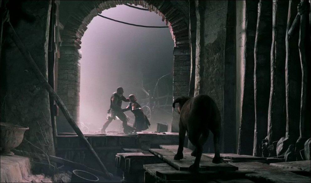 Ryse - Crytek hat sich in Kinect verliebt