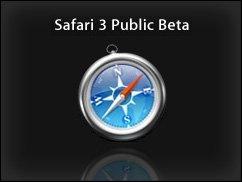 Safari 3 Beta - Kein guter Einstand  - Safari 3 Beta - Kein guter Einstand
