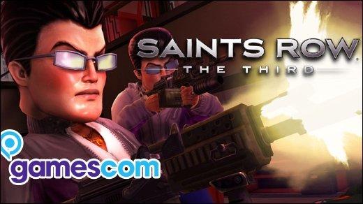 Saint's Row 3 - The Third - Gamescom Video-Vorschau