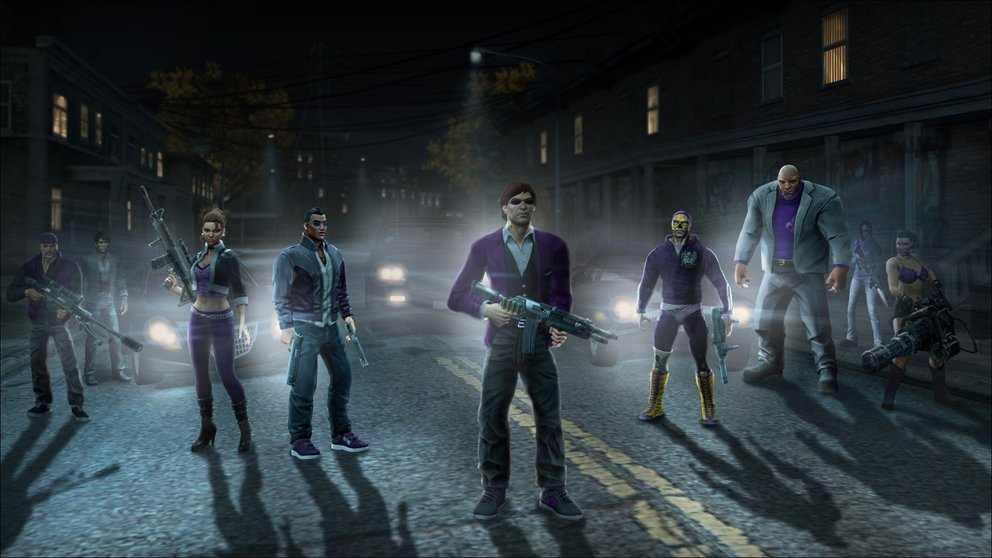 Saints Row: The Third - Die Systemanforderungen für Volitions Open-World Titel