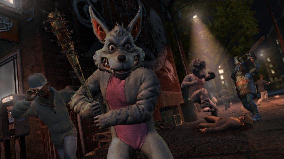 Saints Row - The Third: Genkibowl VII DLC ab sofort verfügbar