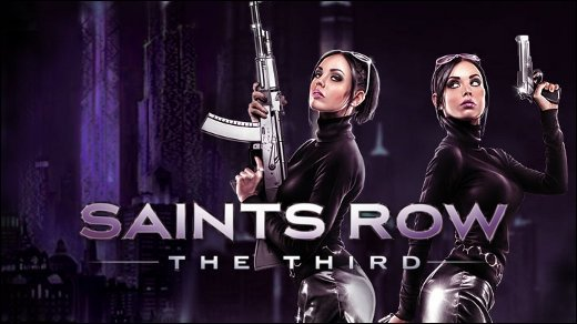 Saints Row: The Third Test - 1A trotz 3D