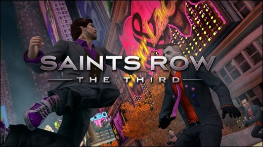 Saints Row: The Third Vorschau - Die Mutter aller Spiele