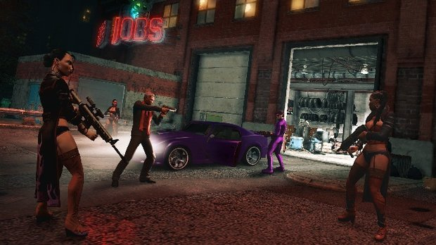 Saints Row - The Third: Mitterweile 5,5 Millionen Mal verkauft