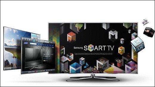 Samsung 3D-TVs - Neue Smart TV 3D-Fernseher mit verbesserten Gamingfähigkeiten