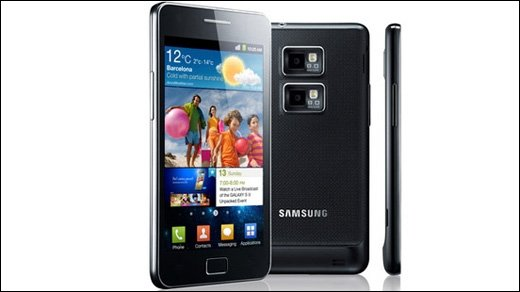 Samsung Galaxy 3D - Samsung Galaxy S2 bald auch mit 3D-Display?