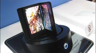 Samsung Galaxy Q  - Kommt das 5,3 Zoll Tablet mit einem faltbarem Display?
