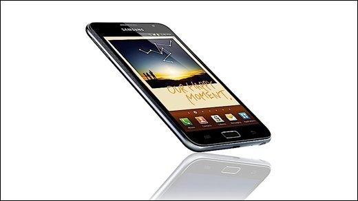 Samsung - Hands-On mit dem Galaxy Note