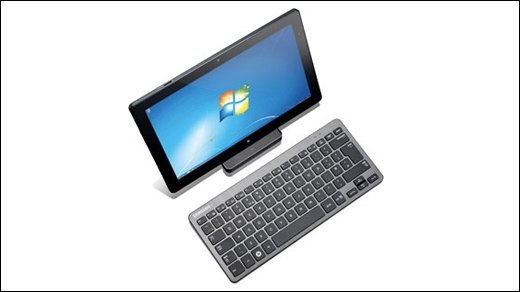 Samsung - Hands-On mit dem Series 7 Slate PC