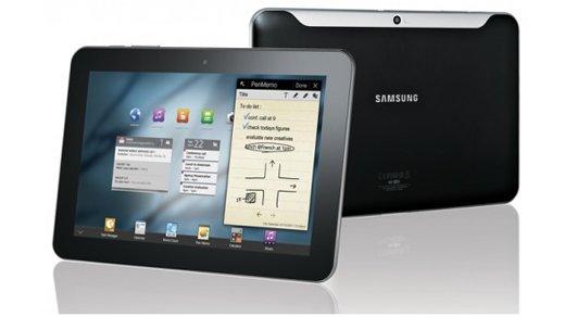 Samsung - Honeycomb-Tablets verspäten sich