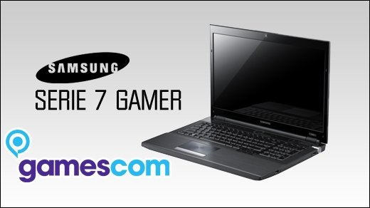 Samsung Serie 7 Gamer - Neues Gaming-Notebook aus Südkorea
