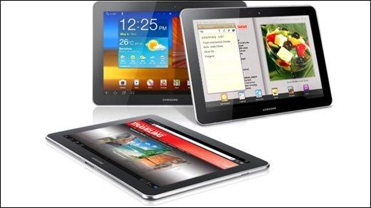 Samsung - TouchWiz 4.0 steht für das Galaxy Tab 10.1 in den Startlöchern