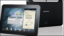 Samsungs Galaxy Tab 8.9 - Launch-Event des Samsung Mobile-Teams in Tallinn