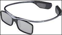 Samsungs Leichtgewicht: SSG-3700CR 3D-Brille