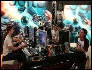 Schaukampf beim Finale des Electronic Sports World Cup
