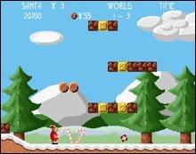 Schneeballschlacht mit Santa: Freegames bei MAXX