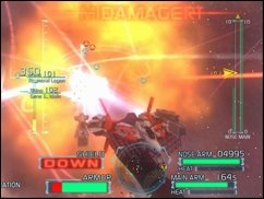 Sci-Fi Action pur: WarTech und Project Sylpheed Demo