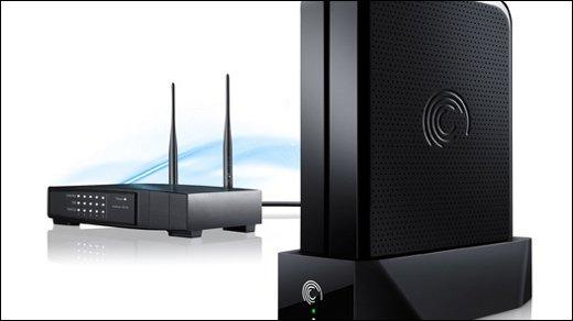 Seagate - Weltpremiere: Externe GoFlex HDD mit 4Terabyte noch vor Weihnachten