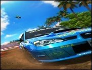Sega Rally - Postkartenidylle in Bild und Ton