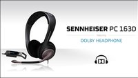 Sennheiser PC 163D - 7.1-Surround-Headset zum kleinen Preis