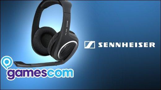 Sennheiser PC 320, X 320 und X 2 - GC 2011: Neue Headsets für Xbox 360 und PC
