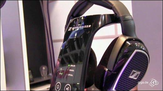 Sennheiser RS 220 - High-End Headphone ohne Kabel