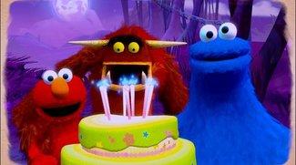 Sesame Street: Once Upon a Monster - Tim Schafer stellt dem Krümelmonster sein Spielkonzept vor