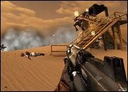 Shattered Oasis 2.15 für UT2004 - Unreal Tournament 2004 &amp&#x3B; Mad Max - Shattered Oasis Mod wartet auf die Endzeit