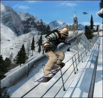 Shaun White Snowboarding - Ab in den Pulverschnee!