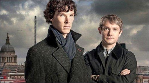 Sherlock: Blu-Ray Kritik - Sherlock Holmes ist zurück in der Gegenwart