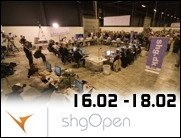 shgOpen 2007 - der letzte Tag steht an