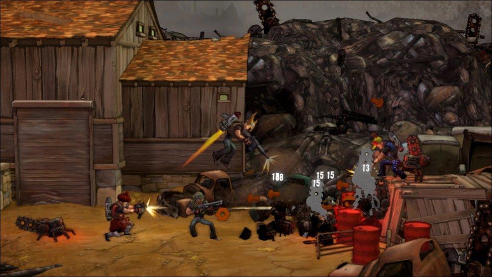 Shoot Many Robots - Ubisoft veröffentlicht das Downloadspiel im nächsten Jahr