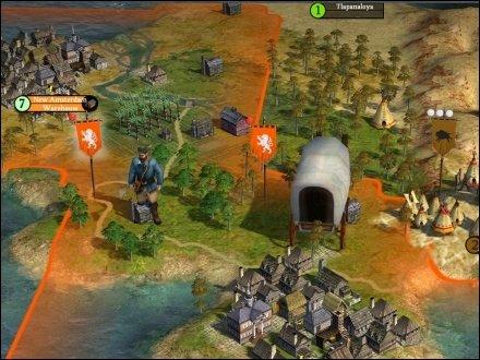 Sid Meier´s Civilization IV: Colonization  - Aufbruch ins Paradies