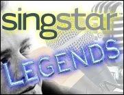 Singstar Legends: Die Titelliste