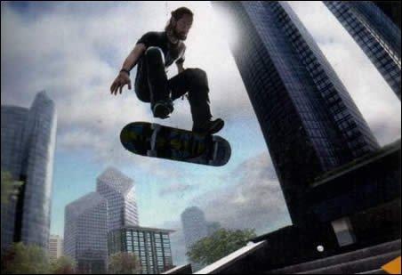 Skate - Video zeigt Steuerung