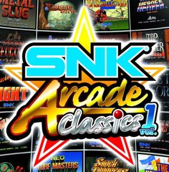 SNK Arcade Classics Vol. 1  - Spielhalle at home