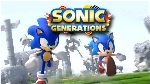 Sonic Generations Test - Wenn die Igel den Herren der Ringe jagen