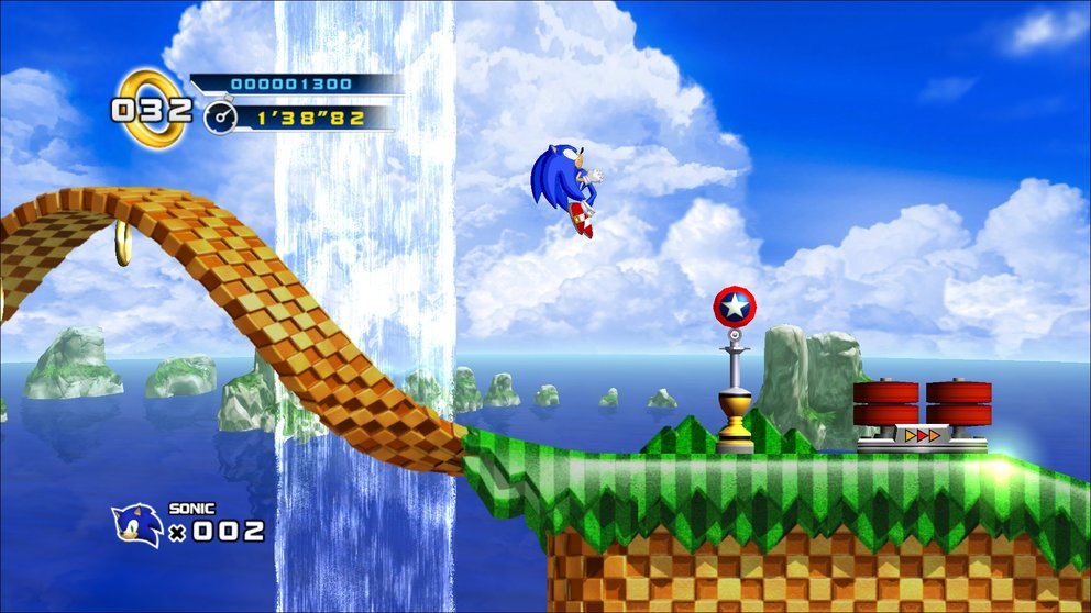 Sonic The Hedgehog 4: Episode 2 - Erste Details zum neuen Abenteuer des blauen Igels