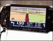 Sony PSP mit GPS